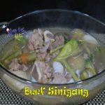 Beef Sinigang