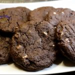 how to bake triple chocolate chip cookies