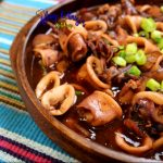 How to cook sweet and spicy pusit