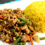Pork Giniling with Oyster Sauce