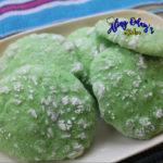 How to bake buko pandan crinkles