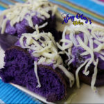 How to bake ube ensaymada with ube filling