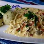How to make creamy chicken casserole