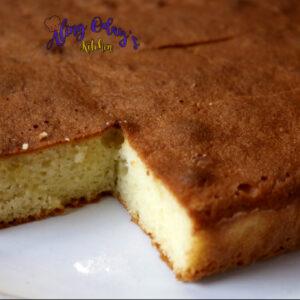 How to Bake Lemon Drizzle Cake