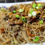 How to cookm Pancit Sisig